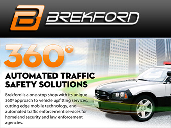 Profit from the Long Arm of the Law with Brekford